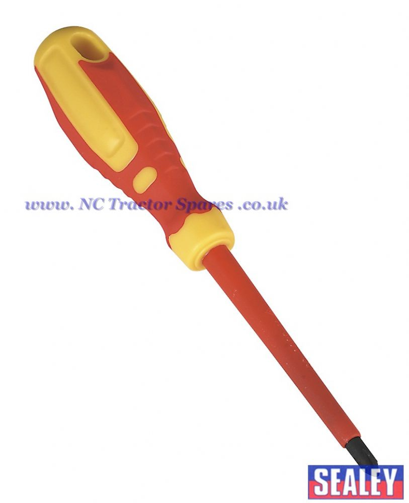 Screwdriver Phillips #2 x 100mm VDE/TUV/GS Approved GripMAX
